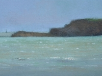 64/ green sea framed size 56 x 33 cm £350