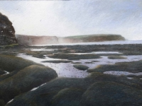 7/ boulby light 76 x 59 cm framed size £600